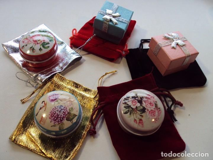 Artesanía: Pulsera artesana, piedras preciosas redondas de ágatas multicolores - Foto 2 - 71142889