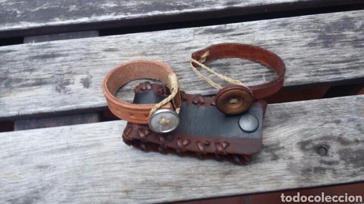 Artesanía: Tres bonitas pulseras de Cuero - Foto 2 - 109082119
