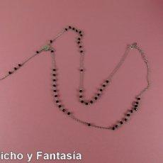 Artesanía: ROSARIO DE PLATA Nº ROS0001. Lote 50872167