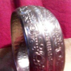 Artesanía: BRAZALETE - METAL / LATON .. Lote 122643291