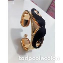 Artesanía: Brazalete Dorado Bigote - Foto 5 - 137999850