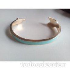 Artesanía: PULSERA DORADA FLECHA. Lote 138029226