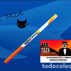 Artesanía: LOGO CERVEZA CORONA PULSERA TELA MR TAZA. Lote 243708140