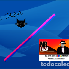Artisanat: BANDERA MOVIMIENTO BISEXUAL PULSERA TELA MR TAZA. Lote 246380610