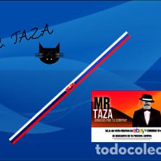 Artesanía: BANDERA DE ESLOVAQUIA PULSERA TELA MR TAZA. Lote 246382915