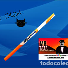 Artesanía: LOGO CERVEZA CORONA PULSERA TELA MR TAZA. Lote 246383420