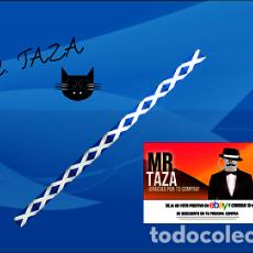 Artesanía: BANDERA DE ESCOCIA PULSERA TELA MR TAZA. Lote 246387875