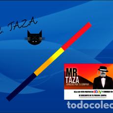 Artesanía: BANDERA DE RUMANIA PULSERA TELA MR TAZA. Lote 246388325