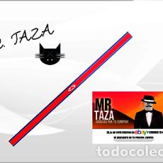 Artesanía: BANDERA COREA DEL NORTE ASIA PULSERA TELA MR TAZA. Lote 246393025