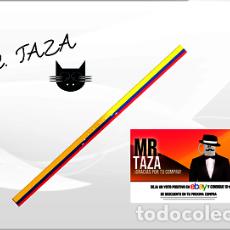 Artesanía: BANDERA DE VENEZUELA CON ESTRELLAS PULSERA TELA MR TAZA. Lote 246393050