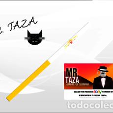 Artesanía: BANDERA CIUDAD DEL VATICANO PULSERA TELA MR TAZA. Lote 246393380