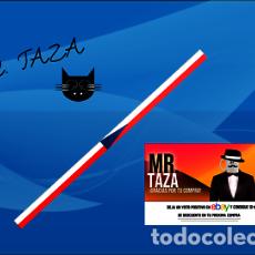 Artesanía: BANDERA DE LA REPUBLICA CHECA PULSERA TELA MR TAZA. Lote 246394645