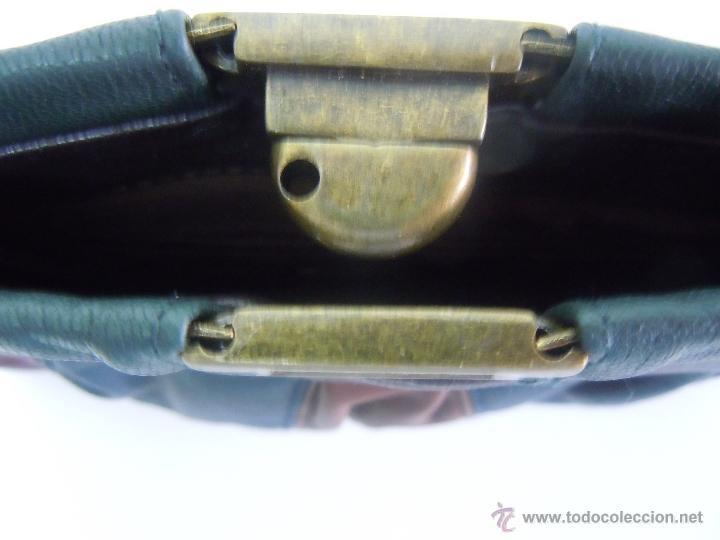 Artesanía: BOLSO DE MANO EN PIEL - Foto 3 - 48297814