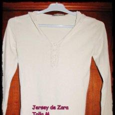 Artesanía: JERSEY DE ZARA CON CAPUCHA - ROPA. Lote 56262612