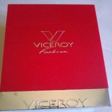Artesanía: ADEREZO DE VICEROY PENDIENTES, COLLAR Y ANILLO. Lote 57988826