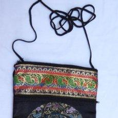 Artesanía: BOLSO BANDOLERA NEPALÍ. Lote 60772643