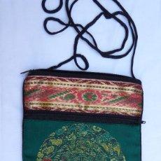 Artesanía: BOLSO BANDOLERA NEPALÍ. Lote 60773691
