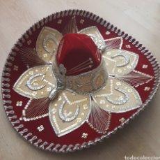 Artesanía: SOMBRERO MEXICANO. Lote 108876319