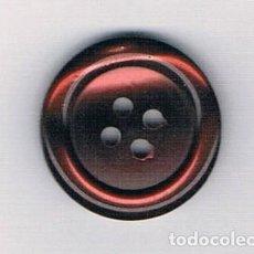 Artesanía: 12 BOTONES GRANATE 32 LINEAS. Lote 109298955