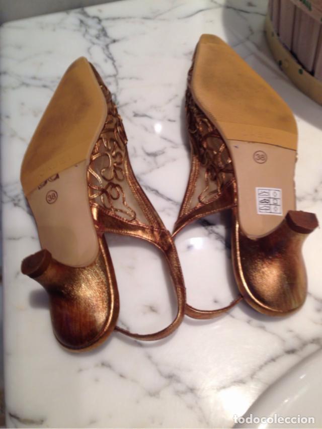 Artesanía: zapato abierto - Foto 2 - 114601331