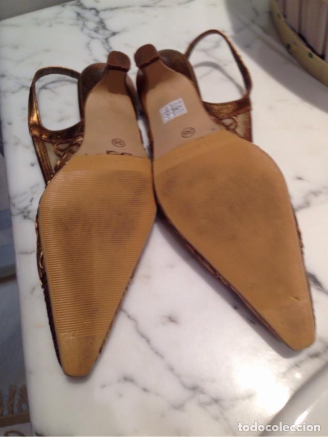 Artesanía: zapato abierto - Foto 3 - 114601331