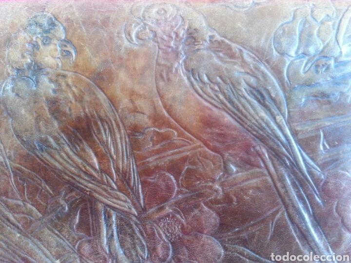 Artesanía: CARTERA CUERO MARROQUINERIA - Foto 2 - 115089395