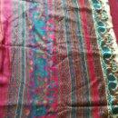 Artesanía: TELA INDIA. Lote 118895011