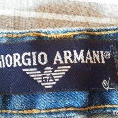 Artesanía: VAQUERO ARMANI. Lote 126682519