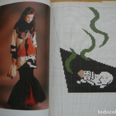 Artesanía: LIBRO DE PATRONES PARA PUNTO DISNEY. DIY. 1987. CRUELLA DE VIL, BLANCANIEVES, LA DAMA Y EL VAGABUNDO. Lote 133651318