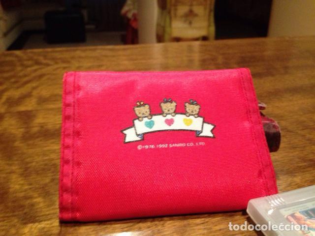 Artesanía: Cartera billetera Hello Kitty - Foto 2 - 137850674