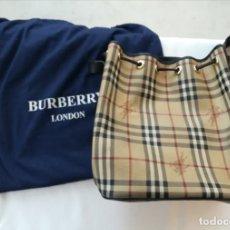 Artesanía: BOLSO BURBERRY. Lote 137965794