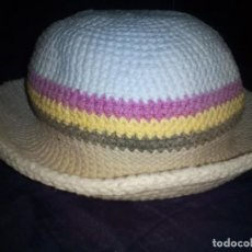 Artesanía: SOMBRERO NEPALÍ - SOMBRERO TODO TIEMPO. [NEPALI HAT]. Lote 139963938