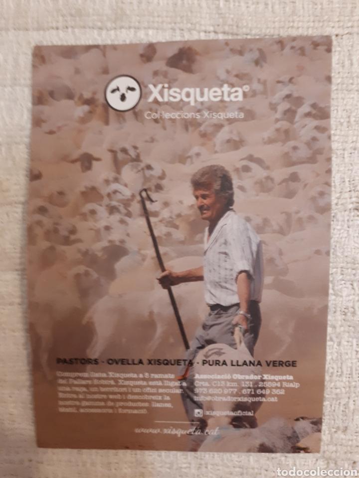 Artesanía: Jersey unisex 100% lana natural oveja xisqueta Pirineus jacquard rayas y estrellas - Foto 5 - 232479525