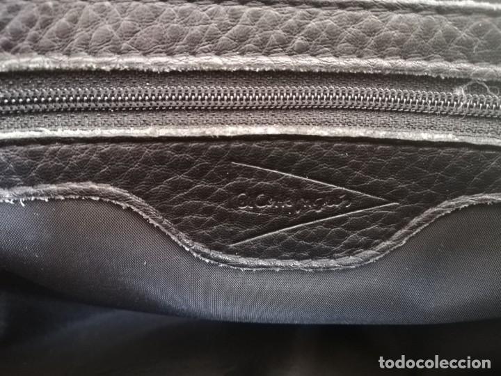 Artesanía: Bolso de piel de la marca Domingo - Foto 3 - 143790170