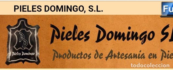 Artesanía: Bolso de piel de la marca Domingo - Foto 9 - 143790170