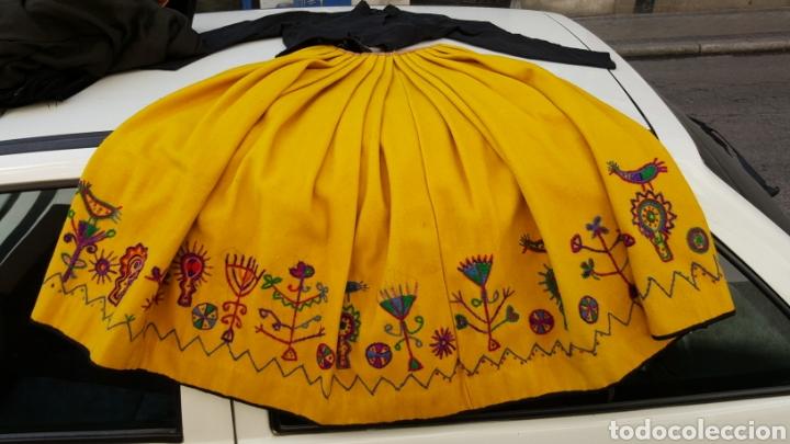 Handicraft: TRAJE REGIONAL ANTIGUO - Foto 2 - 149964536