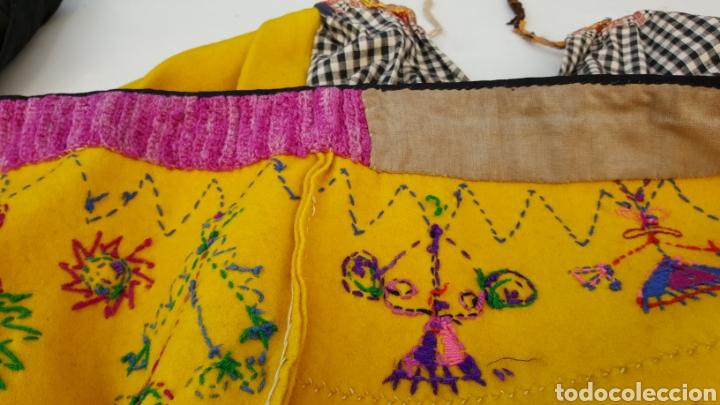 Handicraft: TRAJE REGIONAL ANTIGUO - Foto 9 - 149964536
