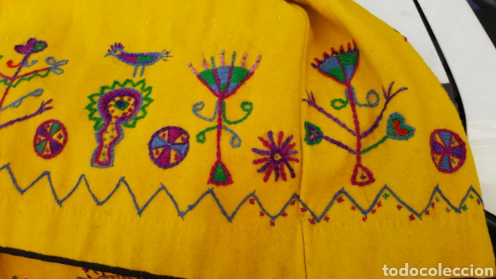 Handicraft: TRAJE REGIONAL ANTIGUO - Foto 10 - 149964536