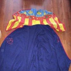 Artesanía: CAPA VOLTA EN CARRO VALENCIA , CAMINO DE SANTIAGO 1998. Lote 151709170