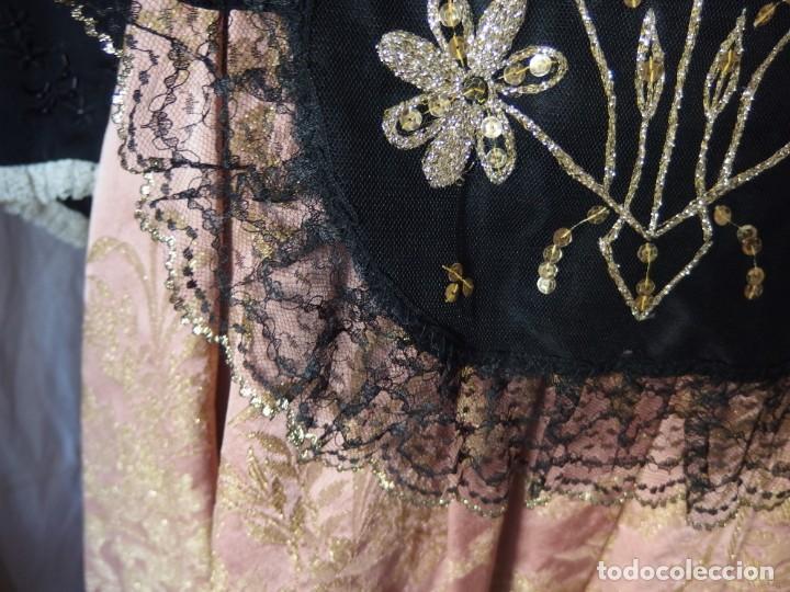 Artesanía: DELANTAL INDUMENTARIA REGIONAL - Foto 2 - 160006542