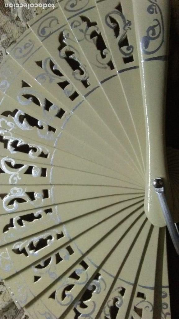 Artesanía: Abanico artesano de novia o ceremonia - Foto 3 - 173647719