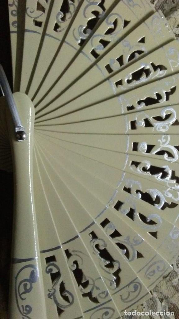 Artesanía: Abanico artesano de novia o ceremonia - Foto 6 - 173647719