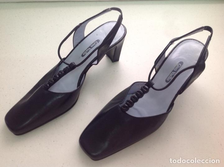 Zapatos Señora Gino Vaello N 37 Made In Spain