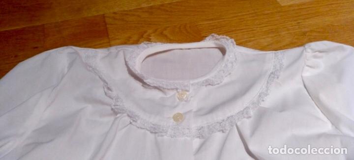 Artesanía: Indumentaria valenciana fallera. Falda corpiño y camisa. Niña. Vestido fallera - Foto 9 - 114842947