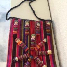 Artesanía: BOLSO HECHO A MANO EN MEXICO SIN ESTRENAR. Lote 169783984