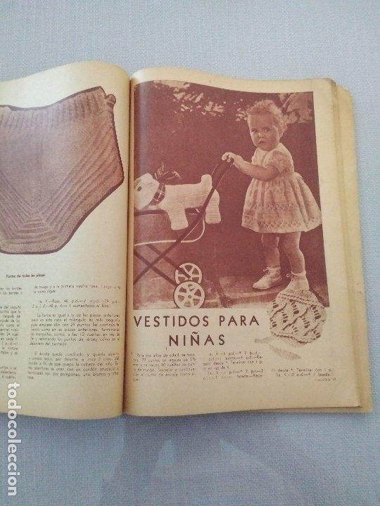 Artesanía: Segundo Curso Completo de Tejidos de Agujas. María Dolores Posada. 1944 - Foto 3 - 174090660