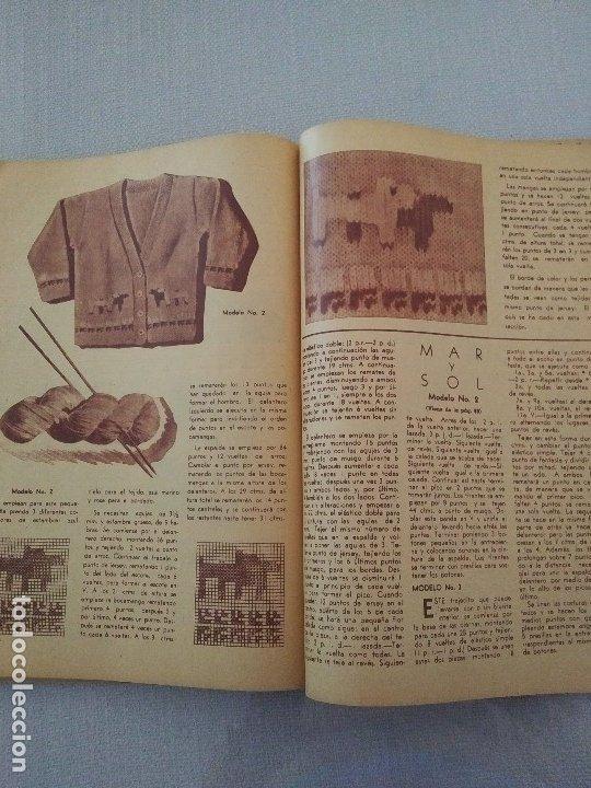 Artesanía: Segundo Curso Completo de Tejidos de Agujas. María Dolores Posada. 1944 - Foto 4 - 174090660