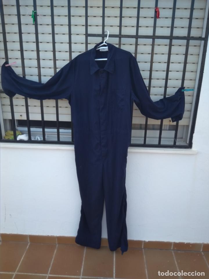 Artesanía: Mono azul mahón recreación guerra civil española - Foto 6 - 179069630