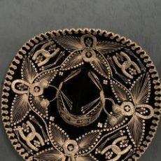 Artesanía: SOMBRERO MEJICANO VINTAGE. Lote 195048195