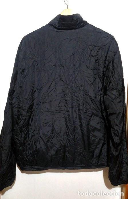 Artesanía: Chaqueta cortavientos termica para hombre ZEGNA talla XL - Foto 2 - 195251093